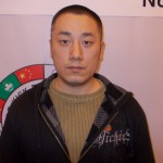 LANG Liu, C class international WKF referee