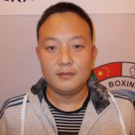 WANG Liping, C class international WKF referee