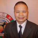 ZHOU Yongshou, C class international WKF referee